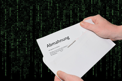 Abmahnung, Rechtsanwalt, Cottbus, Berlin