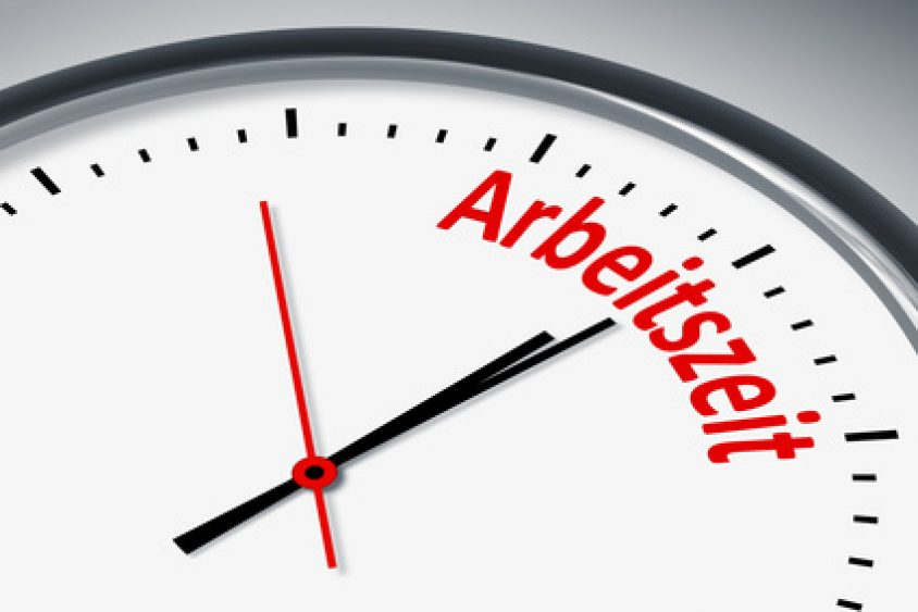 Arbeitszeit Reisezeit Wegezeit Vergütung beruflich veranlasster Reisezeiten