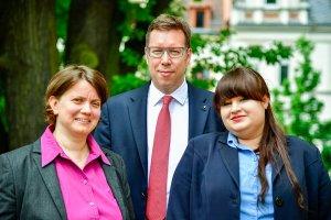Die Rechtsanwälte von KA - Peter Albert, Antje Gerdes, Claudia Napieralski