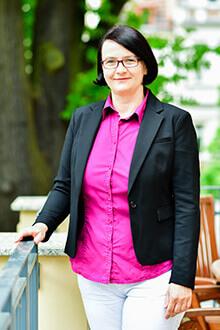 Rechtsanwaltskanzlei Mitarbeiterin Carmen Urban