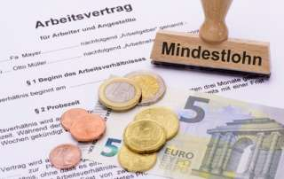 Vertragliche Ausschlussfrist bei Mindestlohn unwirksam