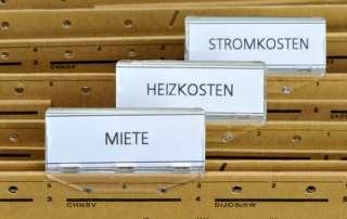 Betriebskostenabrechnung Nebenkosten Betriebskosten Wohnfläche Heizungskosten